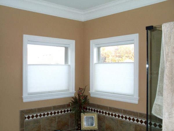 Remote Controlled Cellular shades - Louisville Blinds & Drapery