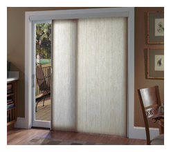 Ovation Cellular Slider - Louisville Blinds & Drapery Louisville KY