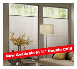 Top-Down/Bottom-Up Cellular - Louisville Blinds & Drapery Louisville KY