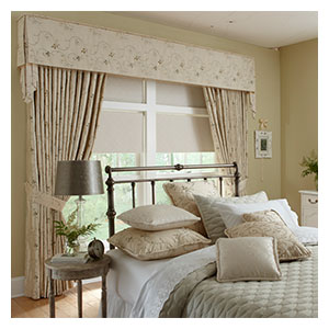 premium top treatments - Drapery - Louisville Blinds & Drapery