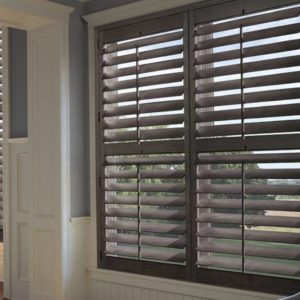 Invisible Tilt Shutters - Louisville Blinds & Drapery