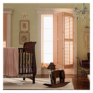 Real Wood Shutters - Louisville Blinds & Drapery Louisville KY