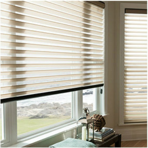 Sheer Shades - Window Treatments - Louisville Blinds & Drapery